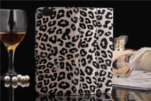 Perminent classic leopard pattern leather cover case for iphone 6 4.7 inches, for iphone plus