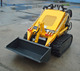 CE Approval mini tracked skid steer loader