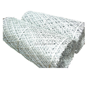Galvanized CBT-60 Welded Razor Wire Mesh with 75x150mm Hole in Mexico Minerals&Metallurgy