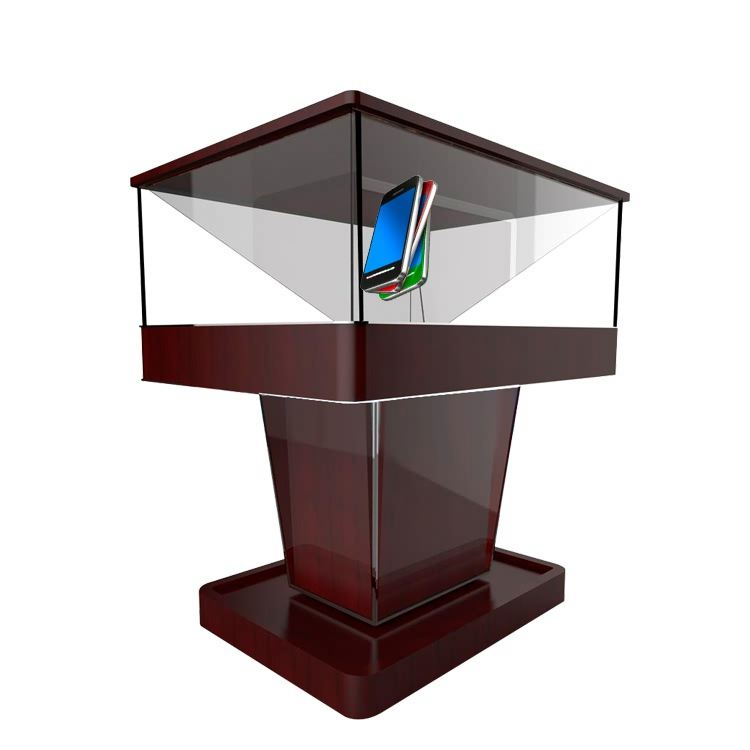 19 - 84 inch 3d hologram display for showing 3d holographic