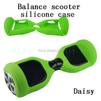 Self balancing decathlon scooter smart electric motor scooter hoverboard silicone case best decoration