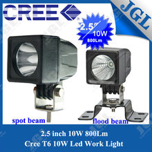 led worklight 10w/20w/40w/60w 10w led work light car cree led light