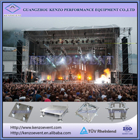 Line Array Speaker Lift Truss System