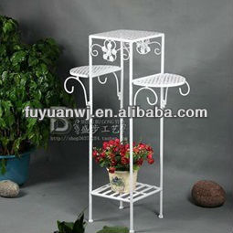 Cheap garden wire plant pot stand Q235 ( professional manufacturer )