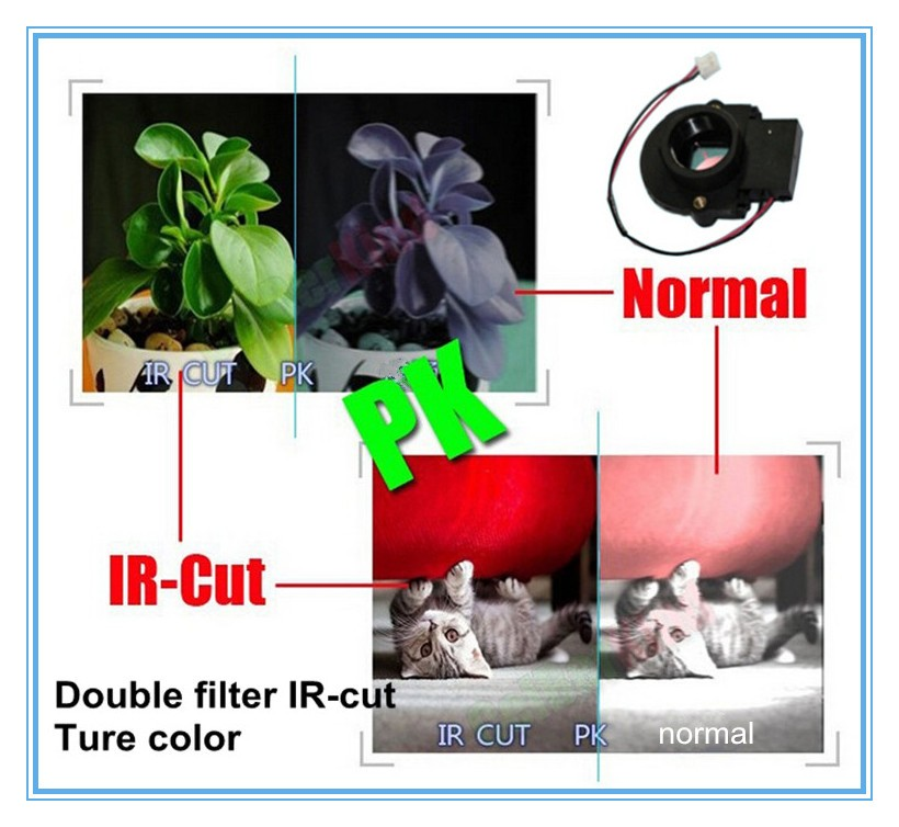 Hot sale Bullet Outdoor 2.0MP AHD 1080P Night Vision Camera 2.8-12mm Vario-focal Lens