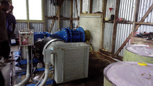 Repair and Maintenance of mini Hydro Power Plant and Water Turbine Generator unit