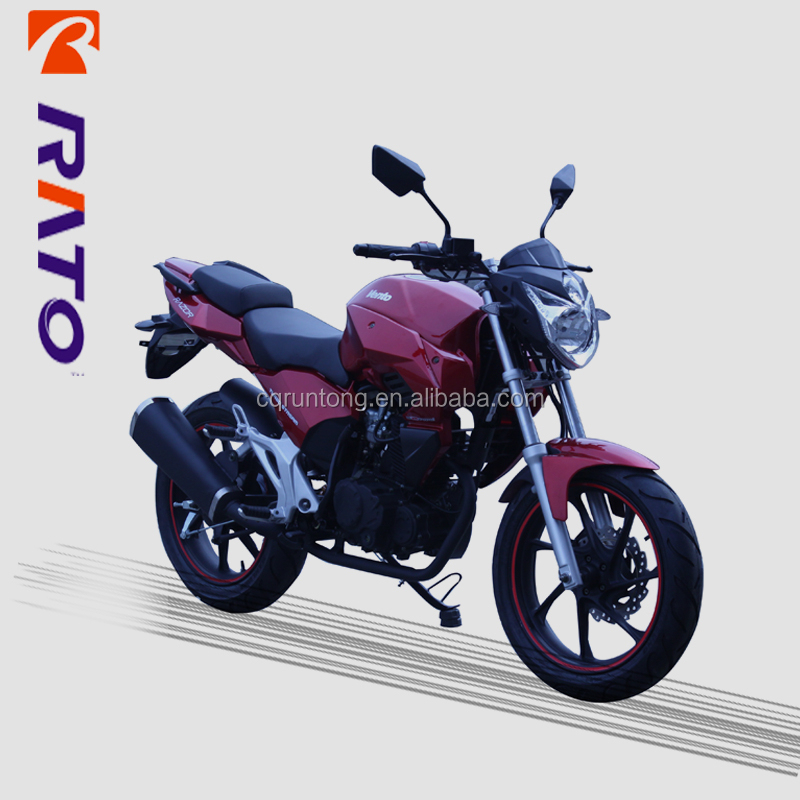 175CC F16 motorcycle racing motorbike with disc bake