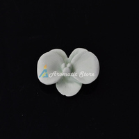 scented clay flower air freshener
