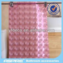peva material bath shower windows curtain