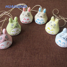 Australia kids personalized return <strong>gifts</strong> wholesale Japan style Chinchilla <strong>ceramic</strong> craft cute wind bell
