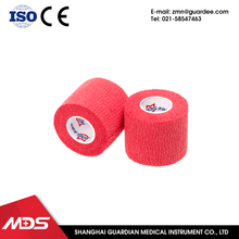 Sterilization Chemical disposable elastic self-adhesive paper tape bandage
