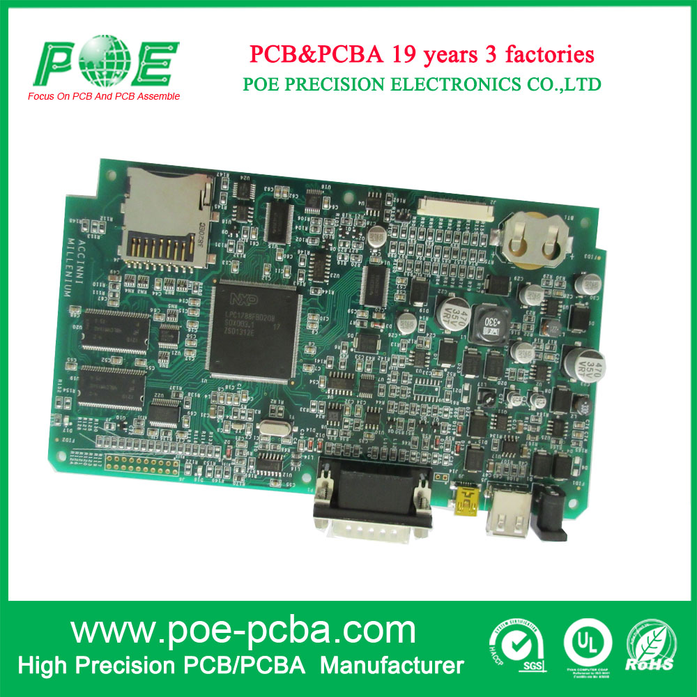 Electronic Circuit Board Assembly Wholesale Oem Pcba Gsm Gps Assemblygsm Printed China