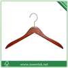 Small Size Promotional Cute Design Kids Wooden Clothes Hanger