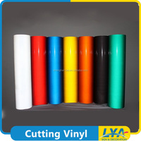 pure matt China factory advertising material of cutting vinyl