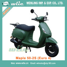 2018 New patent model gas scooter 125cc 150cc Maple-2S 50cc, (Euro 4)