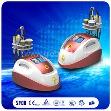 no pain cavitation vacuum body sculpture fat cell reduction beauty machine