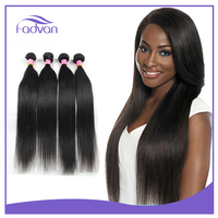 Long hair extensions new products free samples Brazilian silky straight black hair