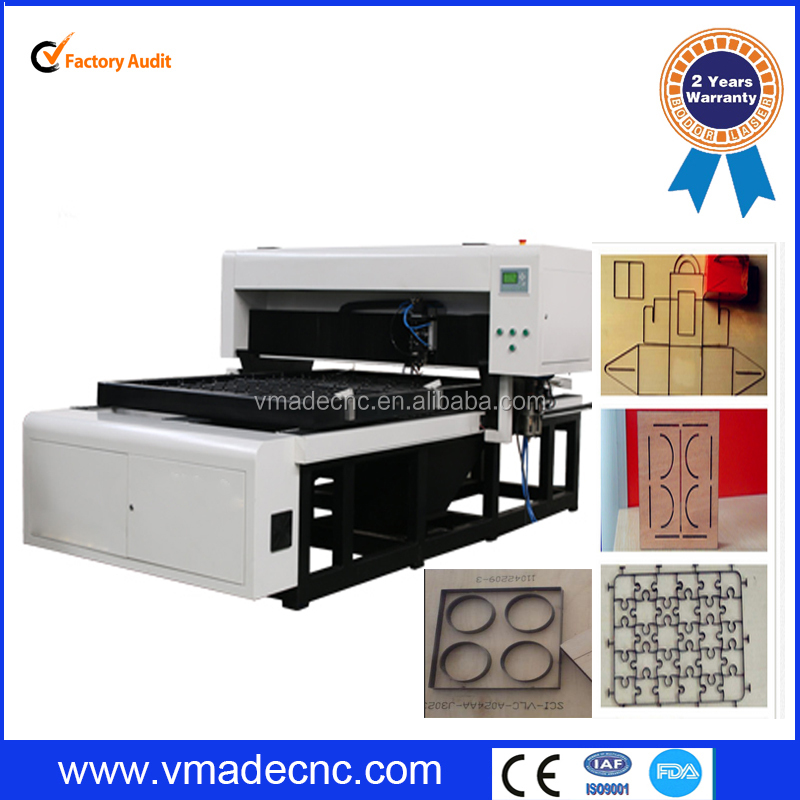 die board wood die laser cutting machine made in China