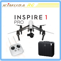 DJI INSPIRE 1 PRO Professional Drone Quadcopter 4K Camera & gimbal Zenmuse X5 with free case