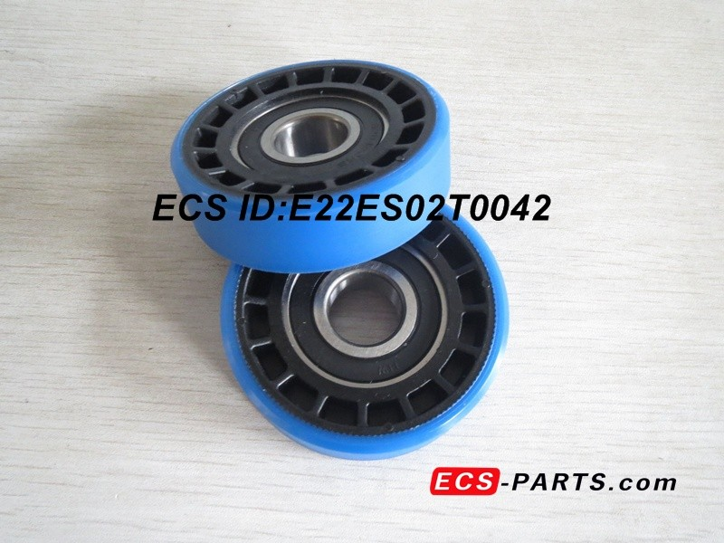 Escalator Step Roller 76.2*22-6204