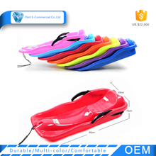 Wholesale Winter Toys Durable Freestyle Ski Board Plastic Snow Sled