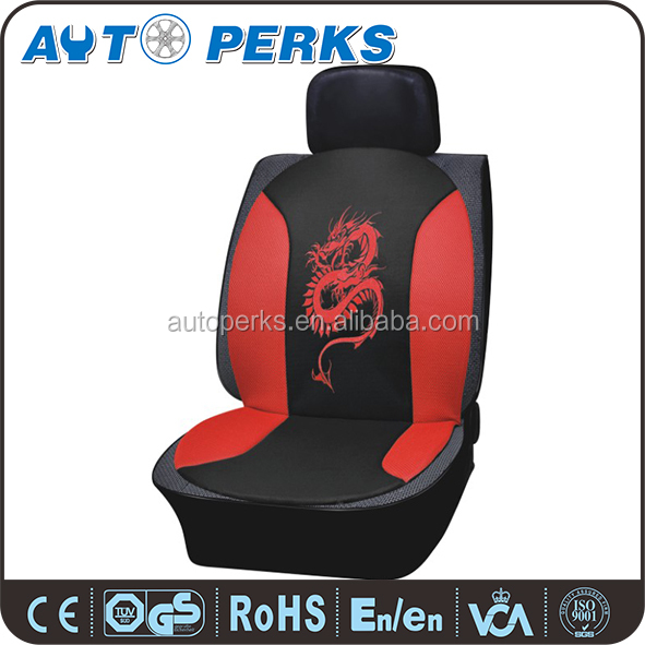 Customized Color New Design popular PU Car Seat Covers