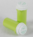 Wholesale Reversible Plastic Bottle Thumb Tab bottle For Pill