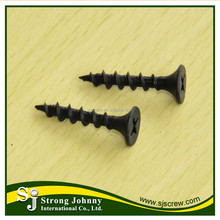 Screw Manufacturer Sale Black Phosphated Bugle Head Drywall Screw Screws for Metal Bunk Beds
