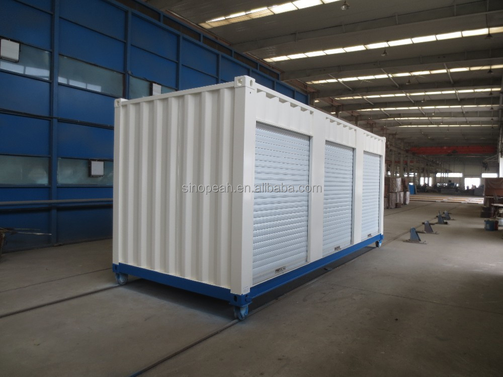 "20'*8'*8'6"" Storage <strong>Container</strong> with side doors"