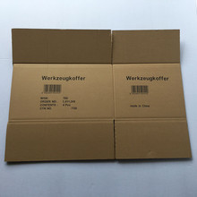 packaging boxes for clothes paper box kraft carton