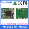 MT7601 low cost embedded USB wifi module support wifi direct