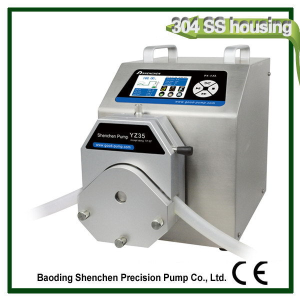 New style oil filled pumping dredging machine,hot sell precise dosing sterile liquid pump
