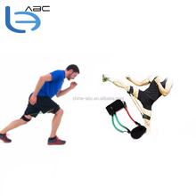 Kinetic Speed Agility Training Leg Running Resistance Bands tubes Exercise For Athletes Football basketball players