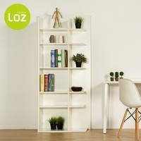 Modern office furniture Wall MFC bookcases/bookshelf