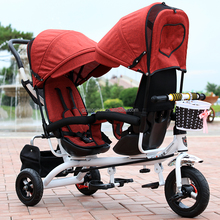 new model fashsion twin baby tricycle with canopy baby tricel parts best kid baby tricycle wholes worth price kid tricycle