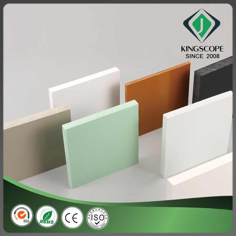 High brightness weather resistance melting temperature abs sheet