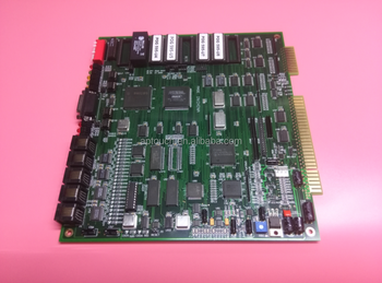 Spain language T340 595 version PCB game board