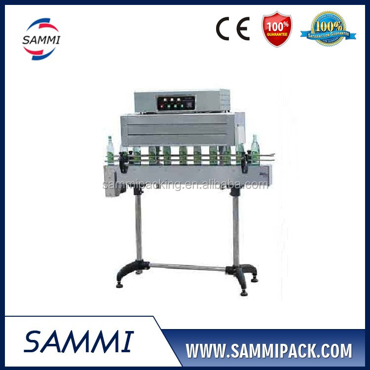 High quality BSS-1538C Cap Seal shrink tunnel, Shrink wrapping machine