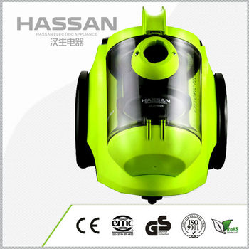 230V 2L dust container dry ERP CE GS ROHS HASSAN vacuum cleaner
