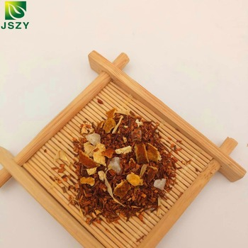 Wholesale Natural Flavour Healthy Chinese Orange And Flower Tea