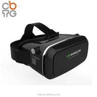2016 New Design Products 3d vr glasses virtual reality headset for sale 3d VR BOX