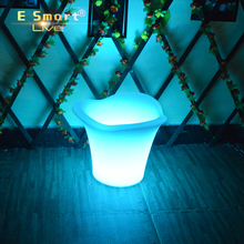 Factory wholesale luminous led lighting ice bucket
