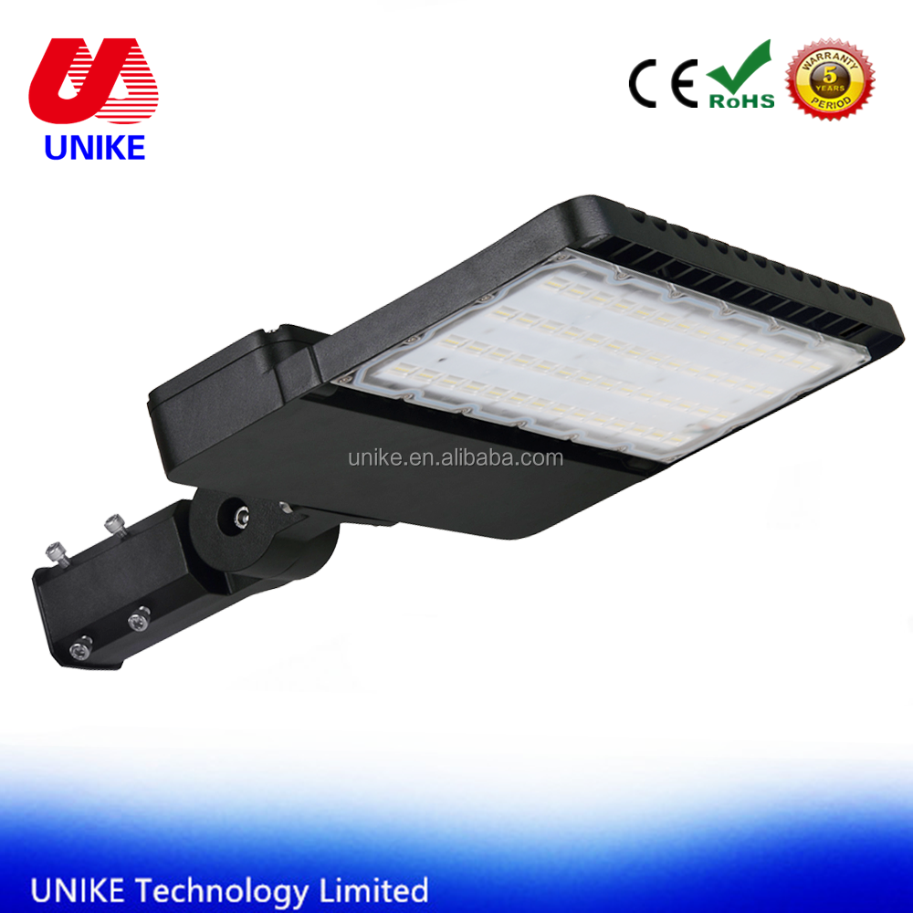 UNK-SL250D 5 years warranty 250w led street light components smd 3030