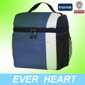 New design PEVA lining bottle pocket cooler bag for men