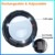 DH-86019 Beautiful Eco-Friendly Desktop 5X Illuminated Dome Diopter Magnifier,Hand Magnifying Glass Loupe With Led Light