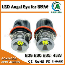 2015 very hot-selling top quality 45W LED angel eye for E39 E60 E65