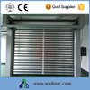 Cheap Safety Rigid Aluminum Roller Gate price