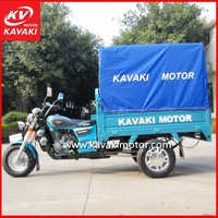 Auto Rickshaw for Sale Cabin Three Wheel Motorcycle / Closed Electric Tricycle with Passenger Seat on Sale