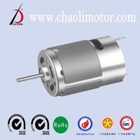 12V dc motor CL-RS380PH micro dc motor for vacuum cleaner, electric drill, screwdriver