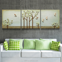 High Quality Home Decoration Handmade Modern Art Figure Abstract Canvas Wall Oil Painting accent wall painting